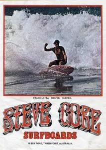 Steve Core Surfboards Crop 1