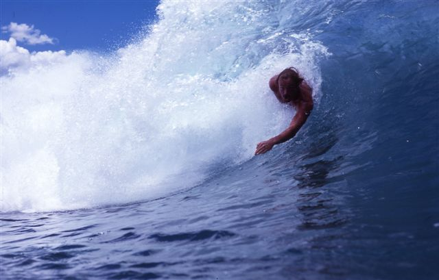 ray climpson cron pt 1st reef left