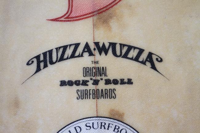 huzza